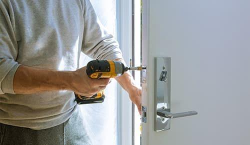 Door Lock Drill