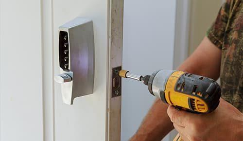 Pin Lock Drill